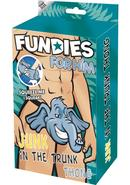 Fundies Junk In The Trunk Thong-o/s